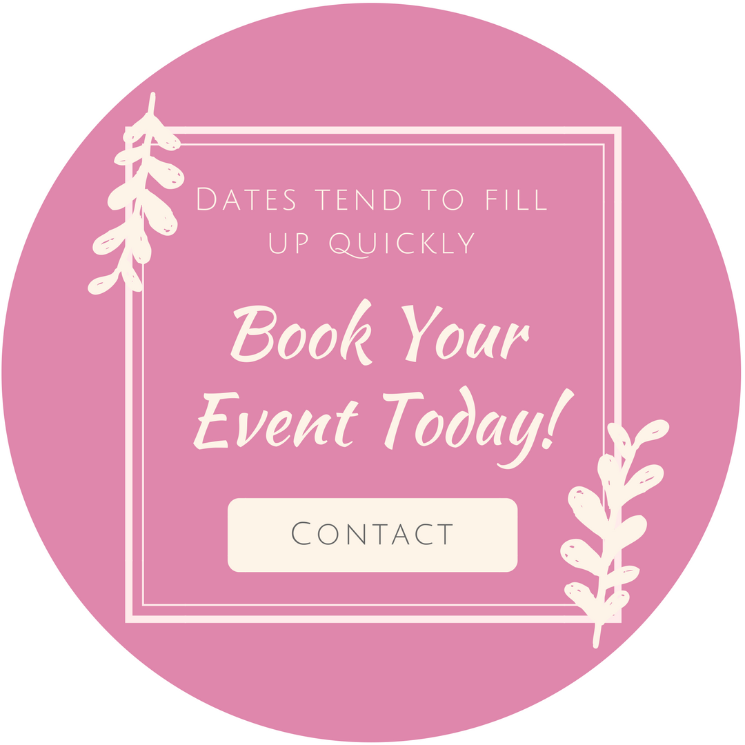 Book Your Event Button